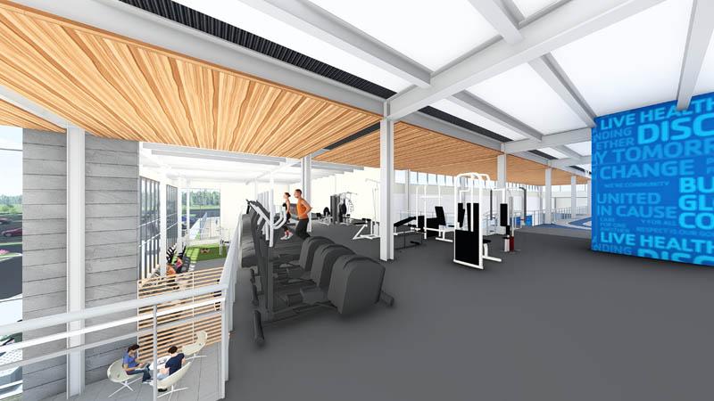 YMCA Wellness Center